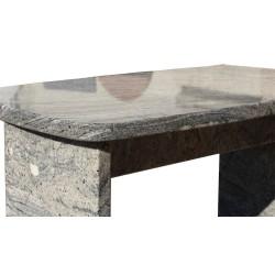 Table de Salon en Granit Piracema poli